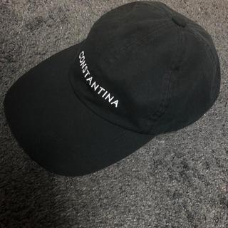 アングリッド(Ungrid)のungrid CAP ブラック(キャップ)