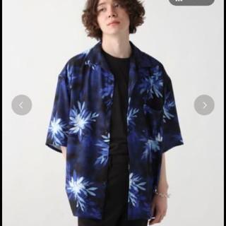 ハレ(HARE)のHARE 開襟シャツ(Tシャツ/カットソー(七分/長袖))