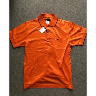 7f2718d90125e バーバリー(BURBERRY)のBURBERRY GOLF/半袖ポロシャツ(L)/オレンジ(