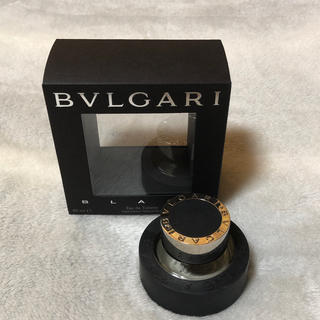 ブルガリ(BVLGARI)のBVLGARI ブラック 香水(香水(男性用))