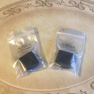 アルソア(ARSOA)のアルソア クイーンシルバー 石鹸、サンプル2個。(洗顔料)