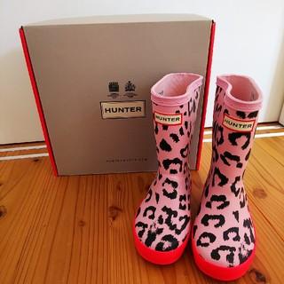 ハンター(HUNTER)の新品 ハンターレインブーツ 長靴 子供 ベビー (長靴/レインシューズ)