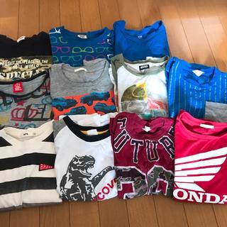 GU - 男の子 Tシャツ 120-130 11枚セット