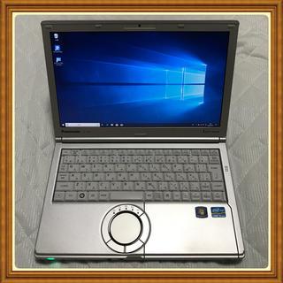 パナソニック(Panasonic)のPanasonic Let's Note Microsoft Office付き(ノートPC)