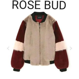 ローズバッド(ROSE BUD)のローズバッド ブルゾン(ブルゾン)