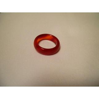 D54f58●パワーストーン●天然石メノウ指輪●瑪瑙 めのう●13号リング●(リング(指輪))