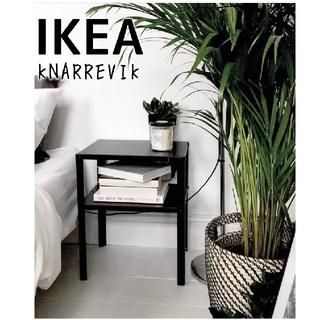 イケア(IKEA)のIKEA イケア ☆ KNARREVIK ベッドサイドテーブル(コーヒーテーブル/サイドテーブル)