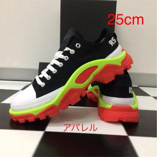 新品正規品 US7 adidas ラフシモンズ デトロイトランナー 25cm