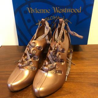 ヴィヴィアンウエストウッド(Vivienne Westwood)のviviennewestwood anglomania+melissa (ハイヒール/パンプス)