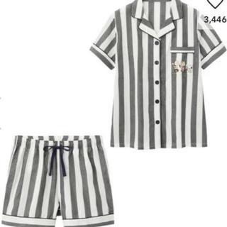 GU - GU パジャマ 半袖&ショートパンツ PEANUTS 新品 M