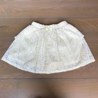 GU パンツスカート 130cm