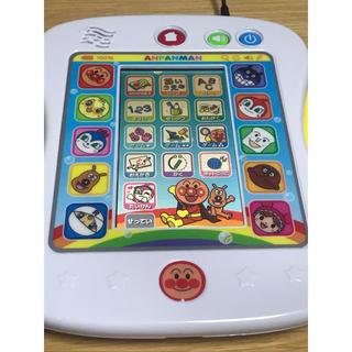バンダイ(BANDAI)のアンパンマン タブレット プラス(知育玩具)