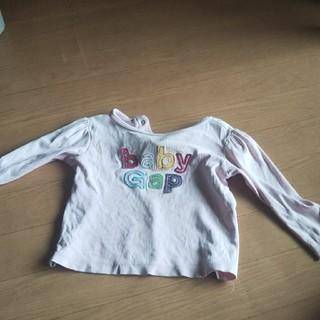 ギャップ(GAP)のロングTシャツ(シャツ/カットソー)
