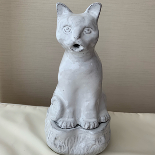 アッシュペーフランス(H.P.FRANCE)のAstier de vilatte Setsko セツコ  猫 アスティエ 香炉(お香/香炉)