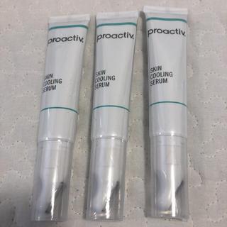 プロアクティブ(proactiv)のプロアクティブ  スキンクーリングセラム 3本セット(美容液)
