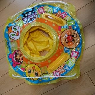 アンパンマン(アンパンマン)のアンパンマン 足入れ 子供用浮き輪(マリン/スイミング)