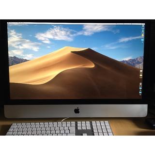 マック(Mac (Apple))の2014 iMac 5k Retina 27インチ 32GB(デスクトップ型PC)