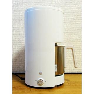 ムジルシリョウヒン(MUJI (無印良品))の無印良品 コーヒーメーカー(コーヒーメーカー)