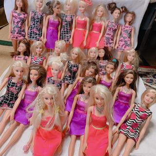 バービー(Barbie)のBarbie 人形25体 まとめ売り(人形)