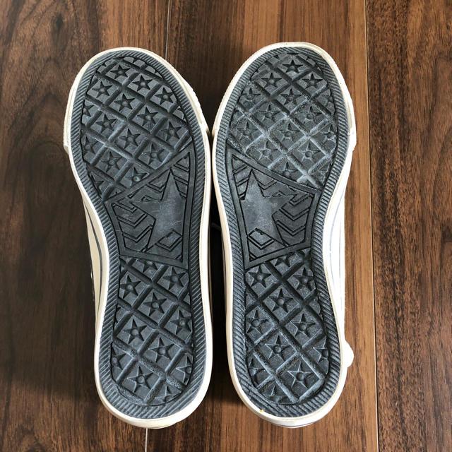 しまむら(シマムラ)のしまむら converse風スニーカー レディースの靴/シューズ(スニーカー)の商品写真
