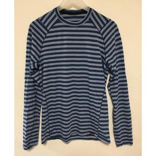 パタゴニア(patagonia)のpatagoniaパタゴニア MERINO LIGHTWEIGHT CREW(Tシャツ/カットソー(七分/長袖))