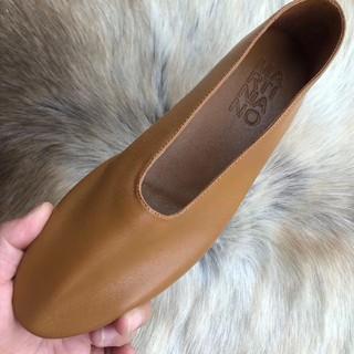 トゥモローランド(TOMORROWLAND)のマルティニアーノ パンプス バレエシューズ (ローファー/革靴)
