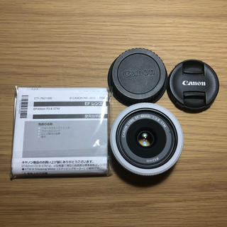 Canon - Canon EF 40mm F2.8 STM 中古美品