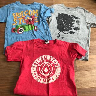 ボルコム(volcom)のVOLCOM kid's Tee(Tシャツ/カットソー)