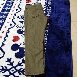 七分ズボン(しまむら(カジュアルパンツ)