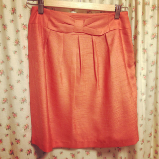 ロペ(ROPE)のROPE picnci スカート(ひざ丈スカート)