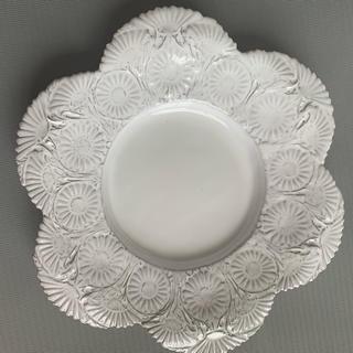 アッシュペーフランス(H.P.FRANCE)の新品未使用 アスティエ  ド ヴィラット  ルギャール マーガレット 大皿 (食器)