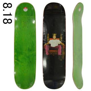 シュプリーム(Supreme)のファッキンオーサム スケボー スケートボード デッキ 8.18(スケートボード)