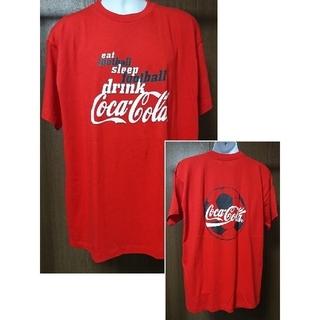 コカコーラ(コカ・コーラ)のコカ・コーラ プリントTシャツ(Tシャツ/カットソー(半袖/袖なし))