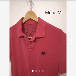 アメリカンイーグル(American Eagle)の【送料無料】アメリカンイーグル ポロシャツ(ポロシャツ)