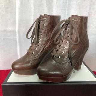 アベイシングエイプ(A BATHING APE)のAPE エイプ カモフラ柄 ヒール 靴 正規品(ハイヒール/パンプス)