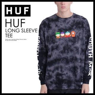 ハフ(HUF)のHUF KIDS CRYSTAL WASH サウスパーク Tシャツ L ハフ(Tシャツ/カットソー(七分/長袖))