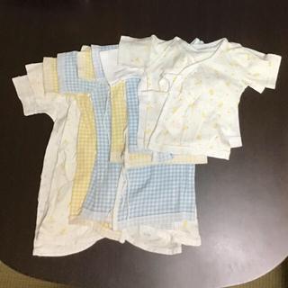 ニシマツヤ(西松屋)の新生児肌着など 12枚セット (肌着/下着)