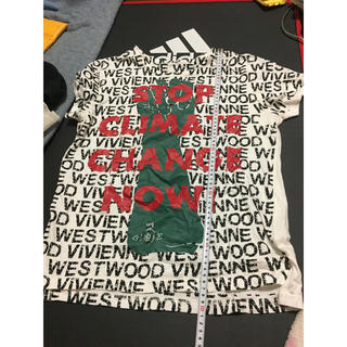 ヴィヴィアンウエストウッド(Vivienne Westwood)のビビアンウエストウッド シャツ(Tシャツ(半袖/袖なし))