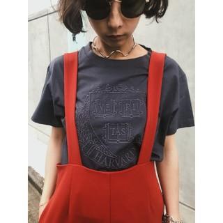 アメリヴィンテージ(Ameri VINTAGE)の新品タグ アメリヴィンテージ ハーバードコラボTシャツ(Tシャツ(半袖/袖なし))