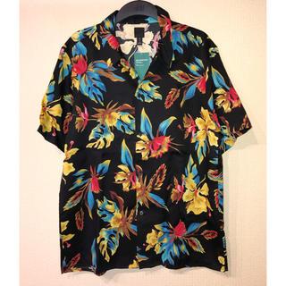 【H&M】新作&新品 Flower アロハシャツ