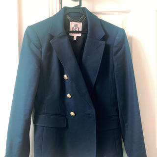 ジューシークチュール(Juicy Couture)の【最新値下げ済】紺色ブレザー/ジャケット(テーラードジャケット)