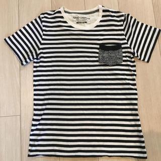 ナノユニバース(nano・universe)のナノユニバース*ボーダーTシャツ(Tシャツ/カットソー(半袖/袖なし))