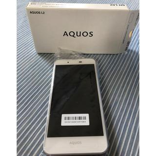 アクオス(AQUOS)のAQUOS L2(スマートフォン本体)