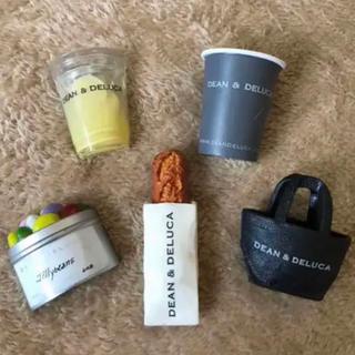 ディーンアンドデルーカ(DEAN & DELUCA)のレモンT)ディーン &  デルーカ  マグネット 5種類セット(収納/キッチン雑貨)