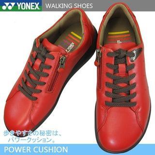 ヨネックス(YONEX)の新品[ヨネックス] ウォーキングシューズ  パワークッション  25cm(ローファー/革靴)