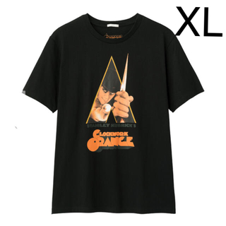 GU - GU 時計じかけのオレンジ Tシャツ アレックス