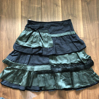 アッシュペーフランス(H.P.FRANCE)のアッシュペーフランス購入 スカート(ひざ丈スカート)