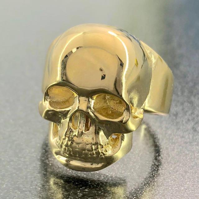 K14リング指輪 レディースのアクセサリー(リング(指輪))の商品写真