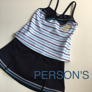 パーソンズキッズ(PERSON'S KIDS)の【パーソンズ☆】水着 ワンピース(水着)