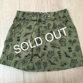 ブリーズ(BREEZE)のBREEZE スカート 110サイズ(スカート)